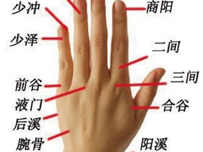 左手指尖穴位_手指揉一揉小病全赶走