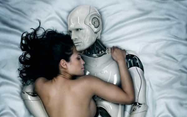和性爱机器人做爱是种什么体验