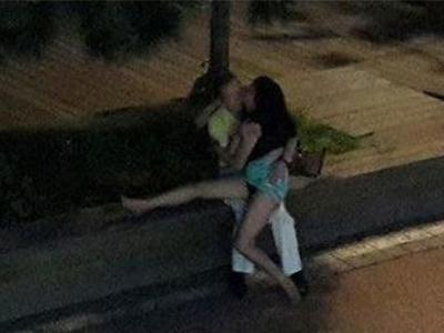 醉酒女子遭3男子轮流猥亵