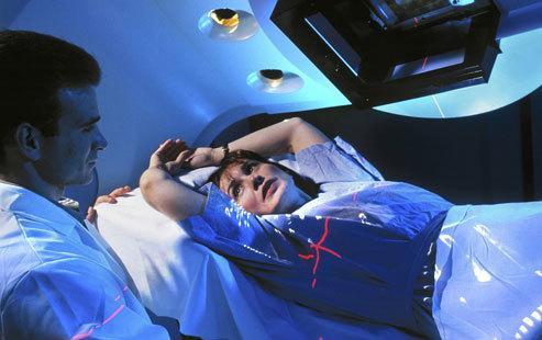 乳腺癌的放射治療