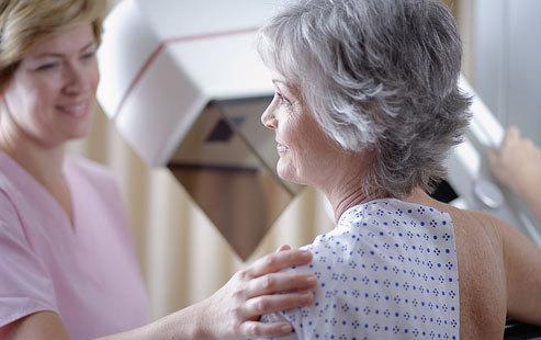 乳腺癌和乳腺X光片