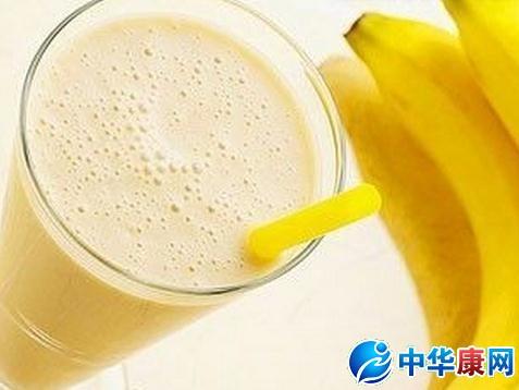 扩展阅读:香蕉牛奶汁制作提示